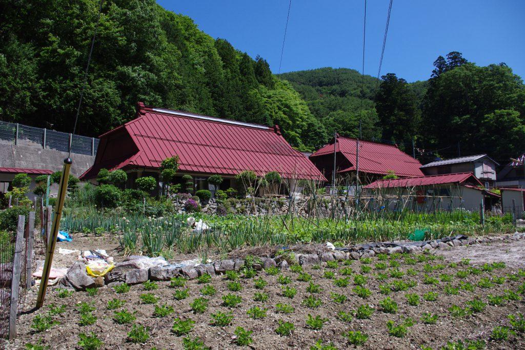 ashigawa life 風景