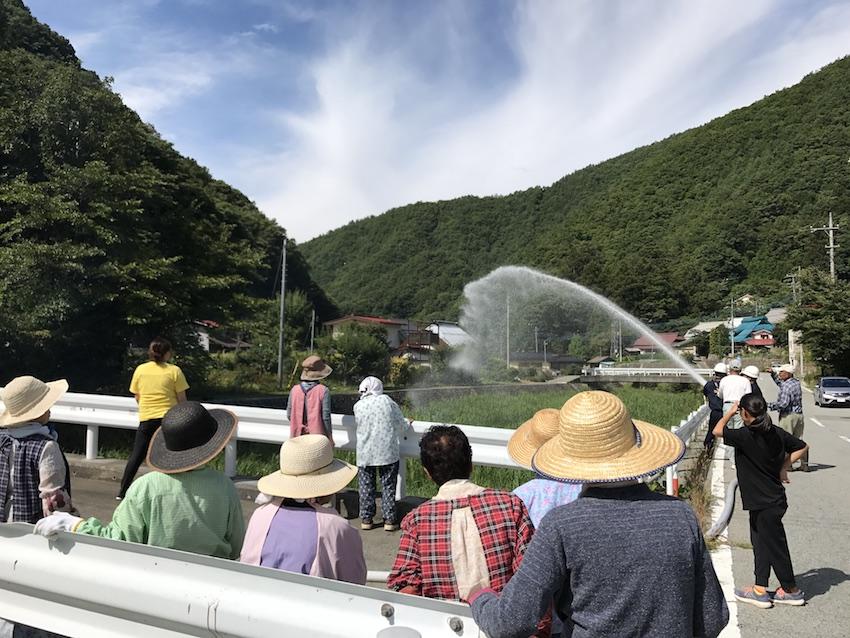 芦川 防災